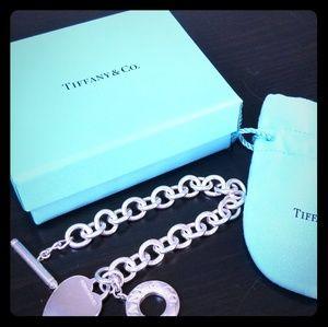 Tiffany & Co. Heart Toggle Bracelet